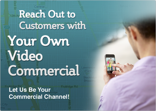 Your Own Video Commercial